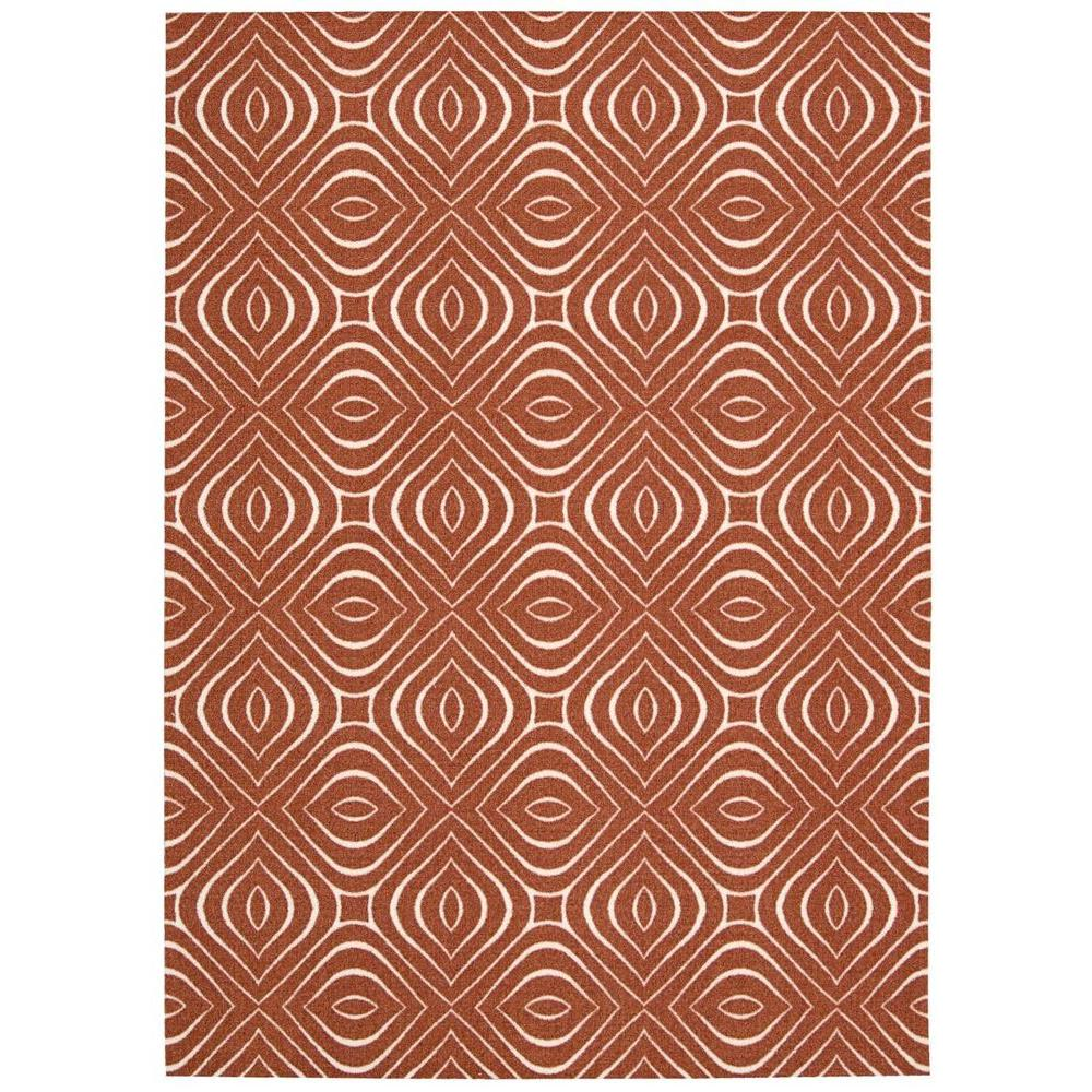 Enhance Paprika 2 ft. 6 in. x 4 ft. Accent Rug