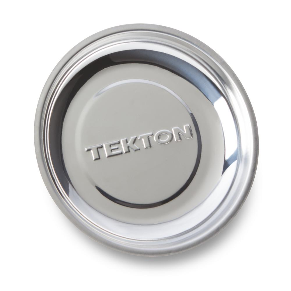 TEKTON 6 Inch Round Magnetic Parts Tray
