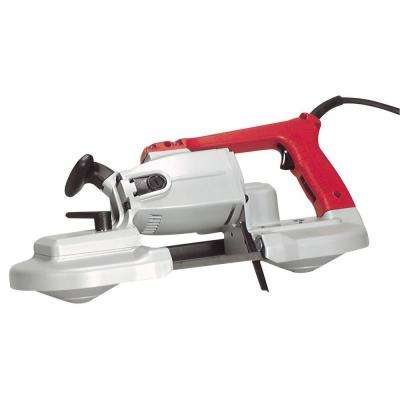 6 Amp Portable Band Saw with Case