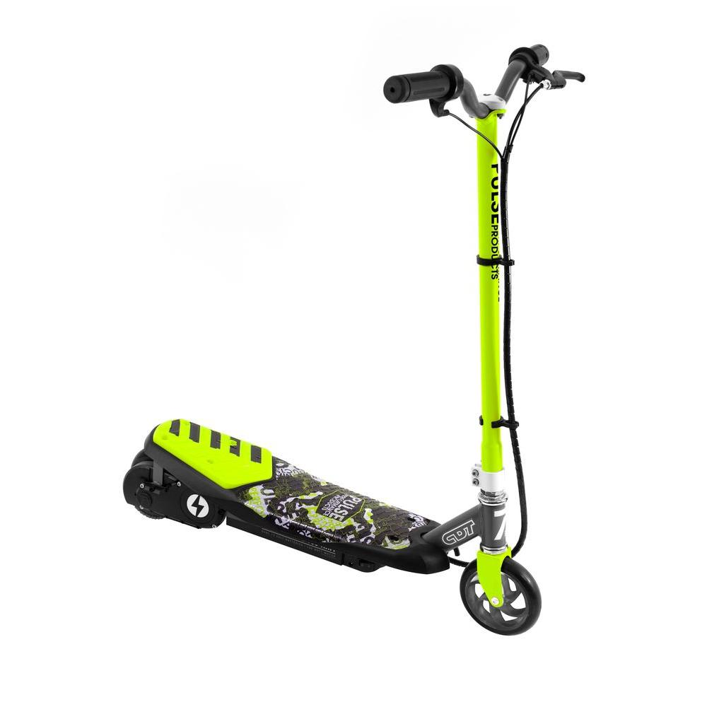 Pulse Performance Products Green Reverb Electric Scooter