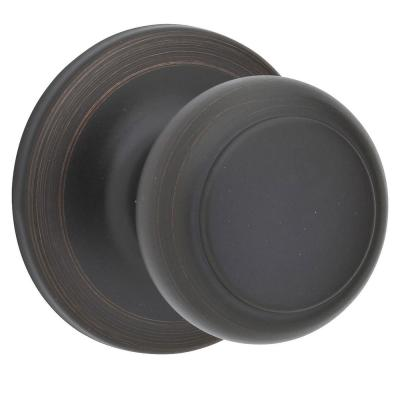 Cove Venetian Bronze Passage Hall/Closet Door Knob