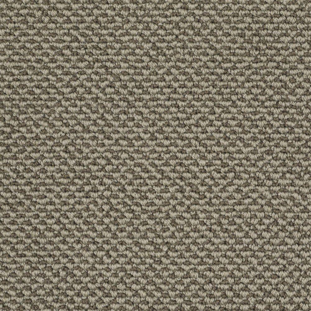 Martha Stewart Living Waltonsworth - Color Mushroom 6 in. x 9 in. Take Home Carpet Sample