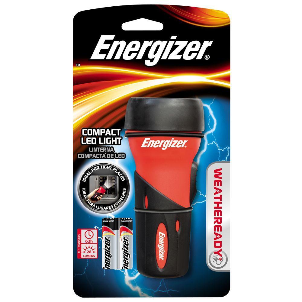 Energizer 1.9-Volt Weathered Compact LED Flashlight