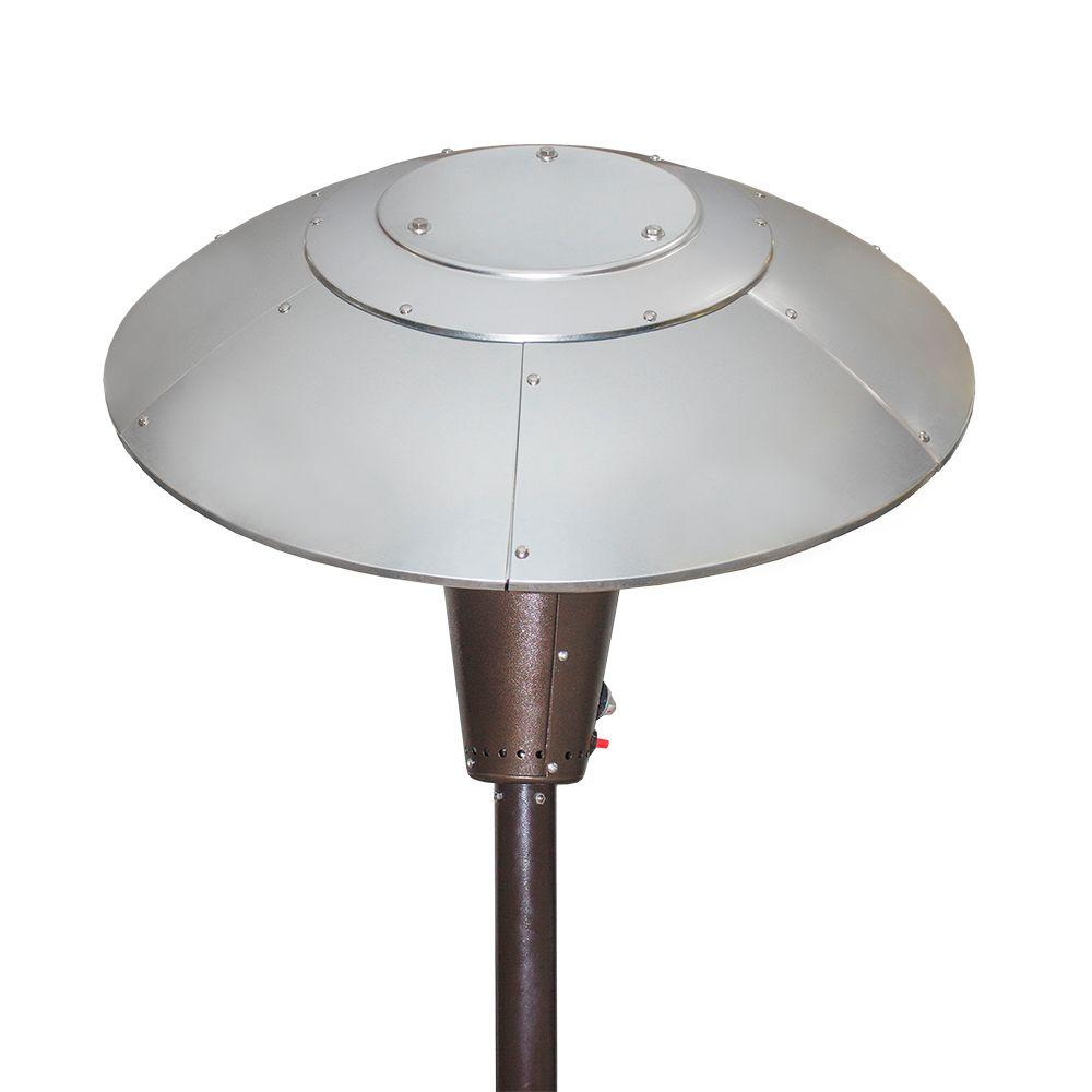 Amazing Null Mirage Patio Heater Reflector