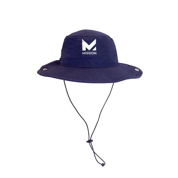 HydroActive One Size Unisex Polyester Cooling Bucket Hat