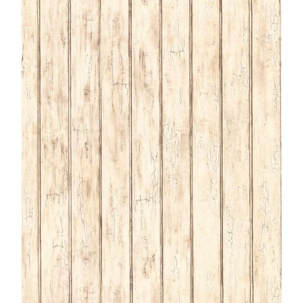 York Wallcoverings Best of Country Bead Board Wallpaper FK3895