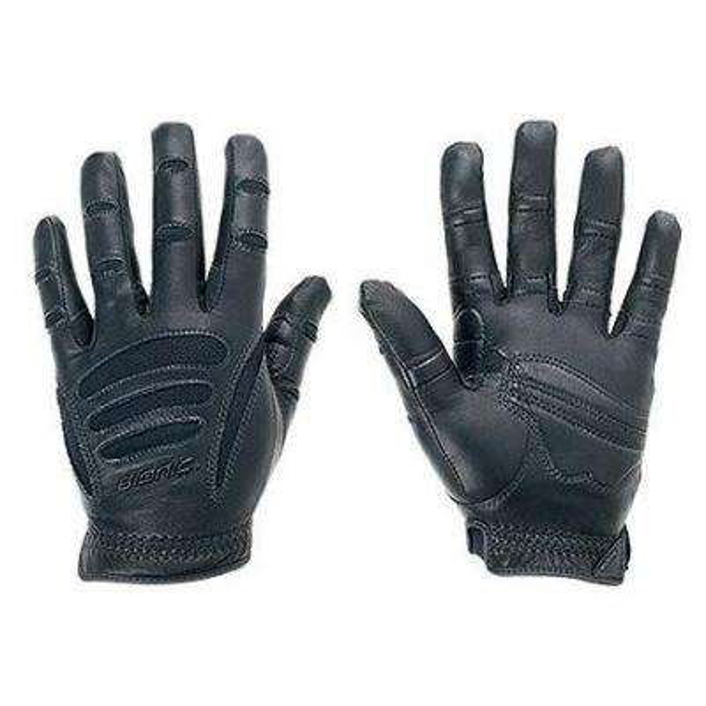 Men's Medium Black Driving Gloves (Pair)
