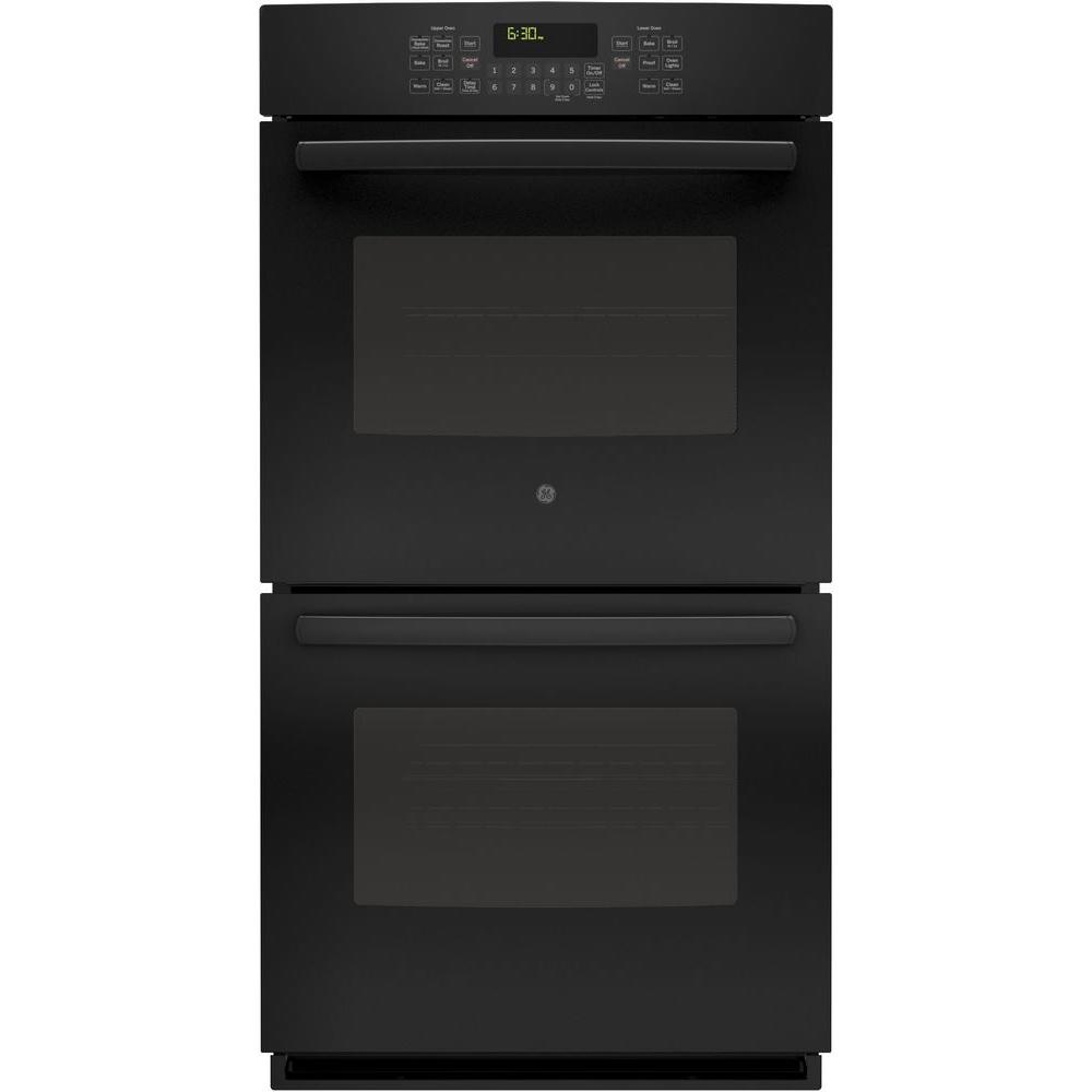 Ge 27 In Double Electric Wall Oven Self Cleaning With Steam Plus Dacor Wiring Diagram Convection