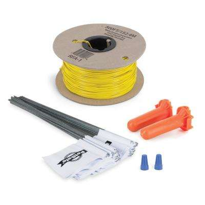 500-ft. Boundary Wire and 50-Flag Kit for In-Ground Fence