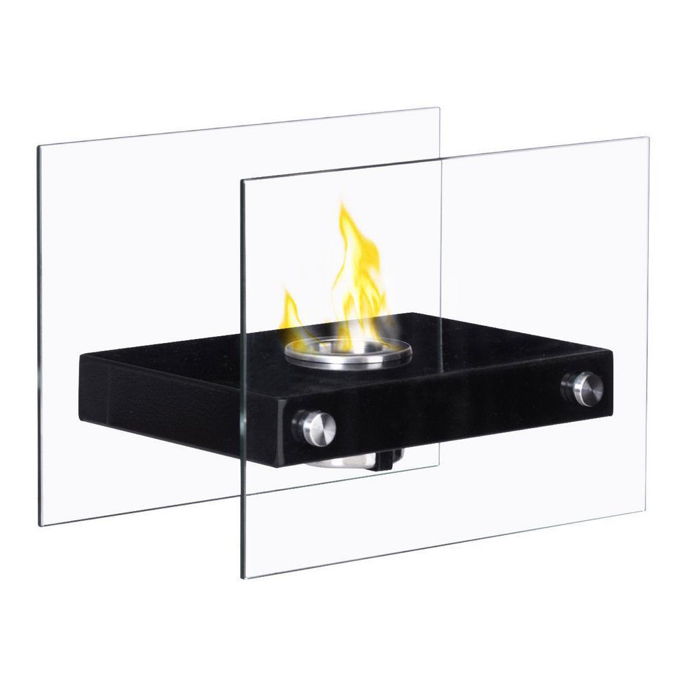 Boyel Living Portable Ventless Firepit, Portable Tabletop Fireplace
