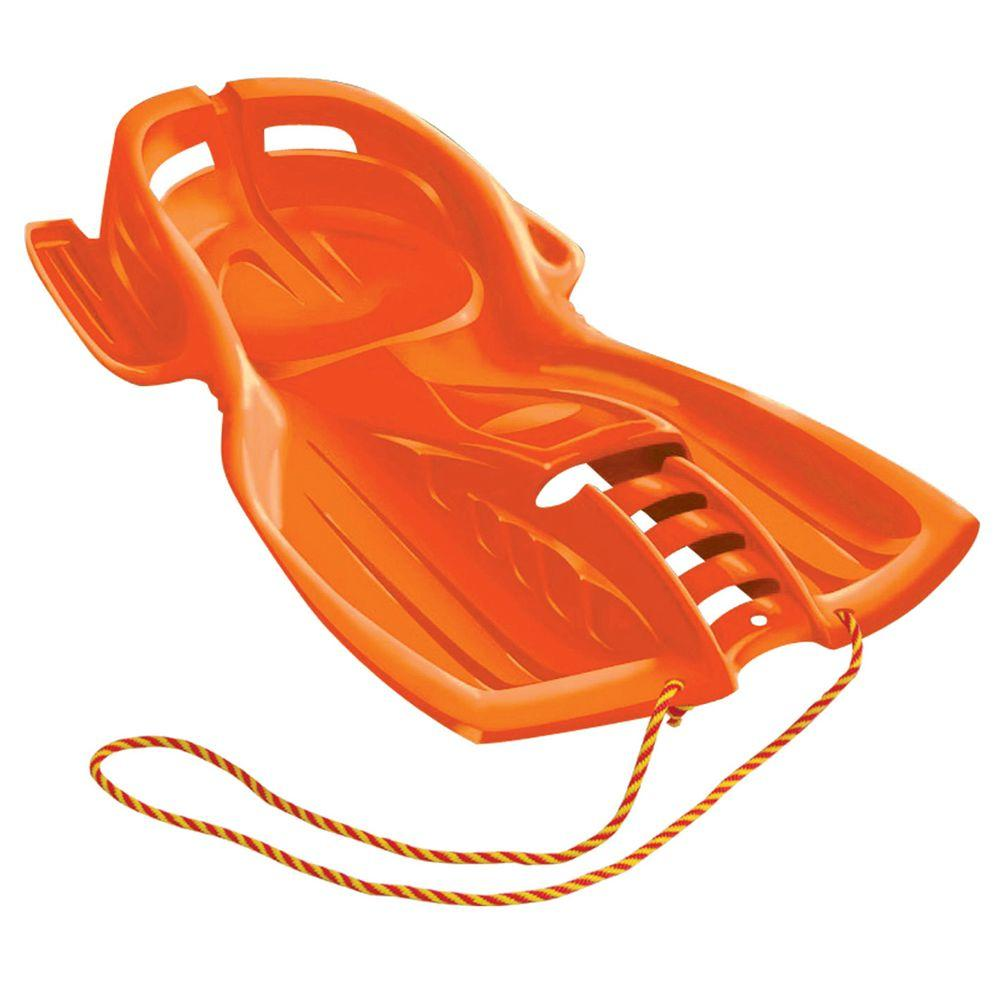 ESP Series 42 in. Snow Raider Racer Sled in Orange