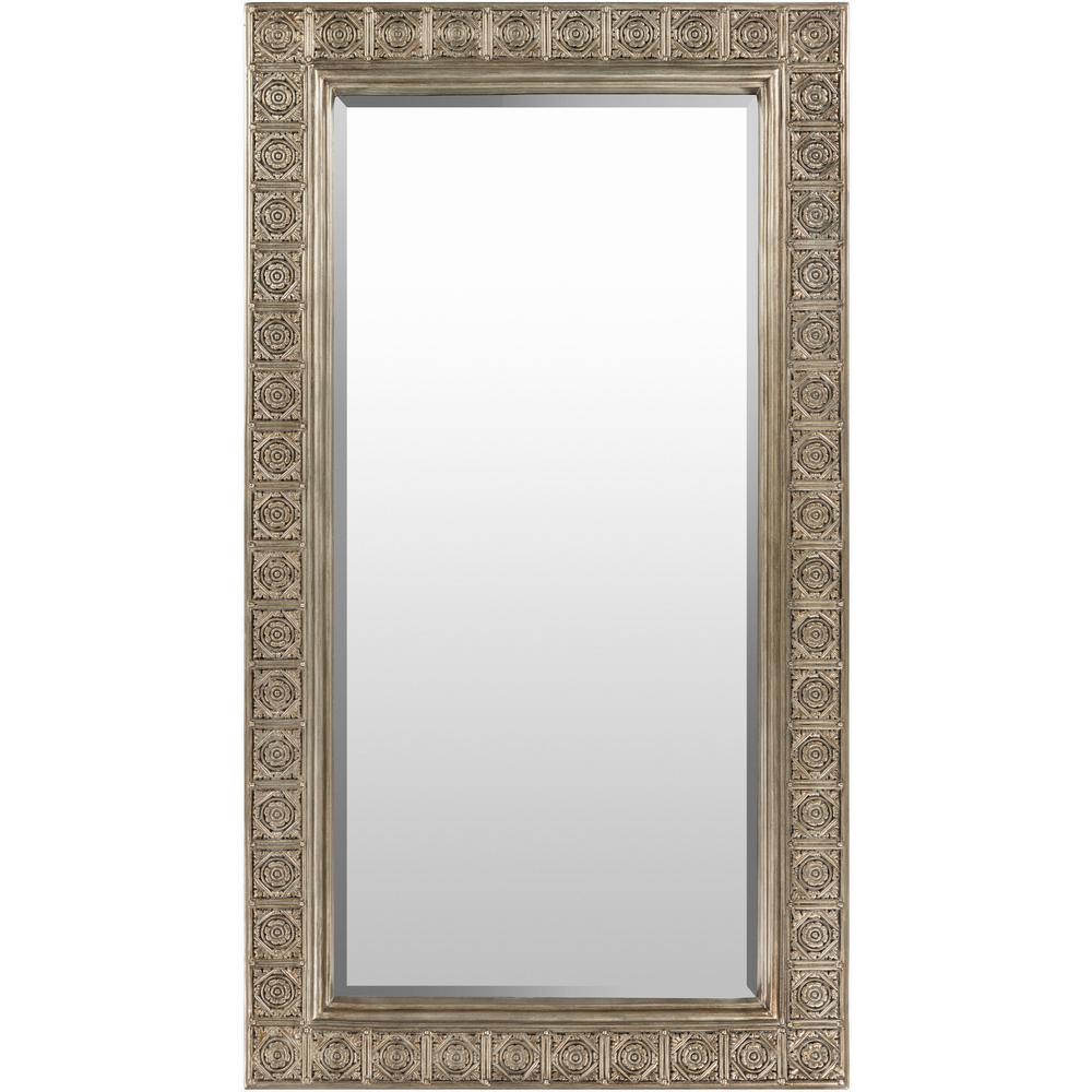 Artistic weavers audeley 51 in x 28 5 in traditional for Traditional mirror