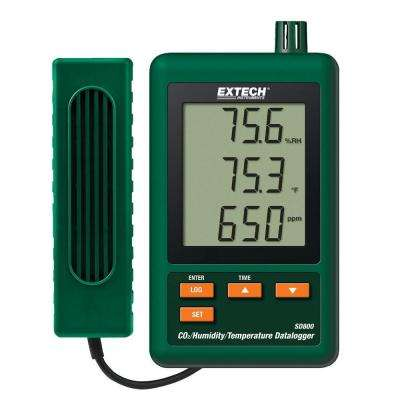 CO2/Humidity/Temperature Datalogger