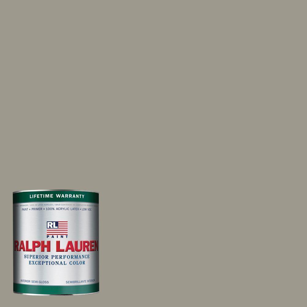 Ralph Lauren 1-qt. Wave Gray Semi-Gloss Interior Paint