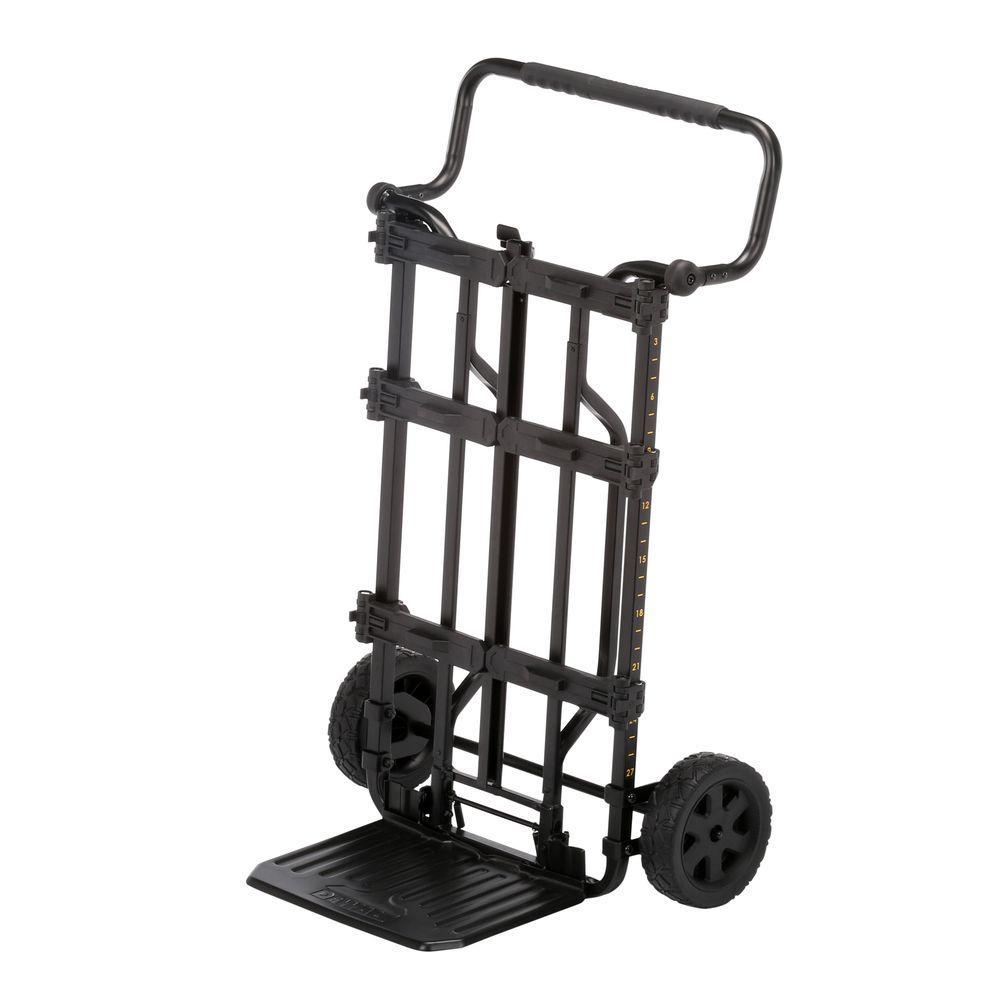Dewalt Toughsystem 9 6 In 0 Drawer Utility Cart Ds Tool