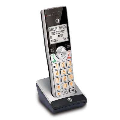 DECT 6.0 4-Handset Expandable Digital Cordless Answering System and Caller ID