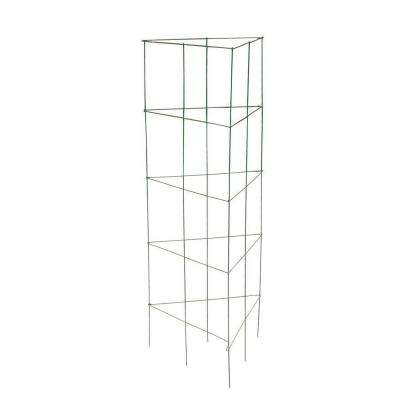 48 in. Tomato Towers Tri-Fold