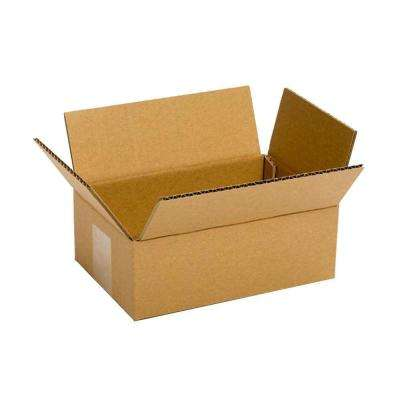 8 in. L x 6 in. W x 4 in. D Box (25-Pack)