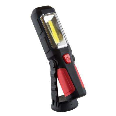 250 Lumen COB LED Worklight Flashlight