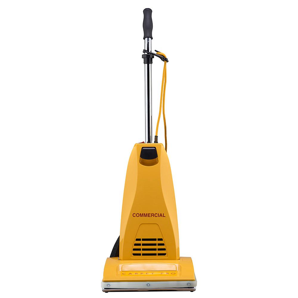 Carpet Pro Upright Commerical Vacuum No -Tool 3-Wire Cord 10 Amp