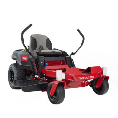 TimeCutter 34 in. IronForged Deck 22 HP Kohler V-Twin Gas Dual Hydrostic Zero-Turn Riding Mower with Smart Speed