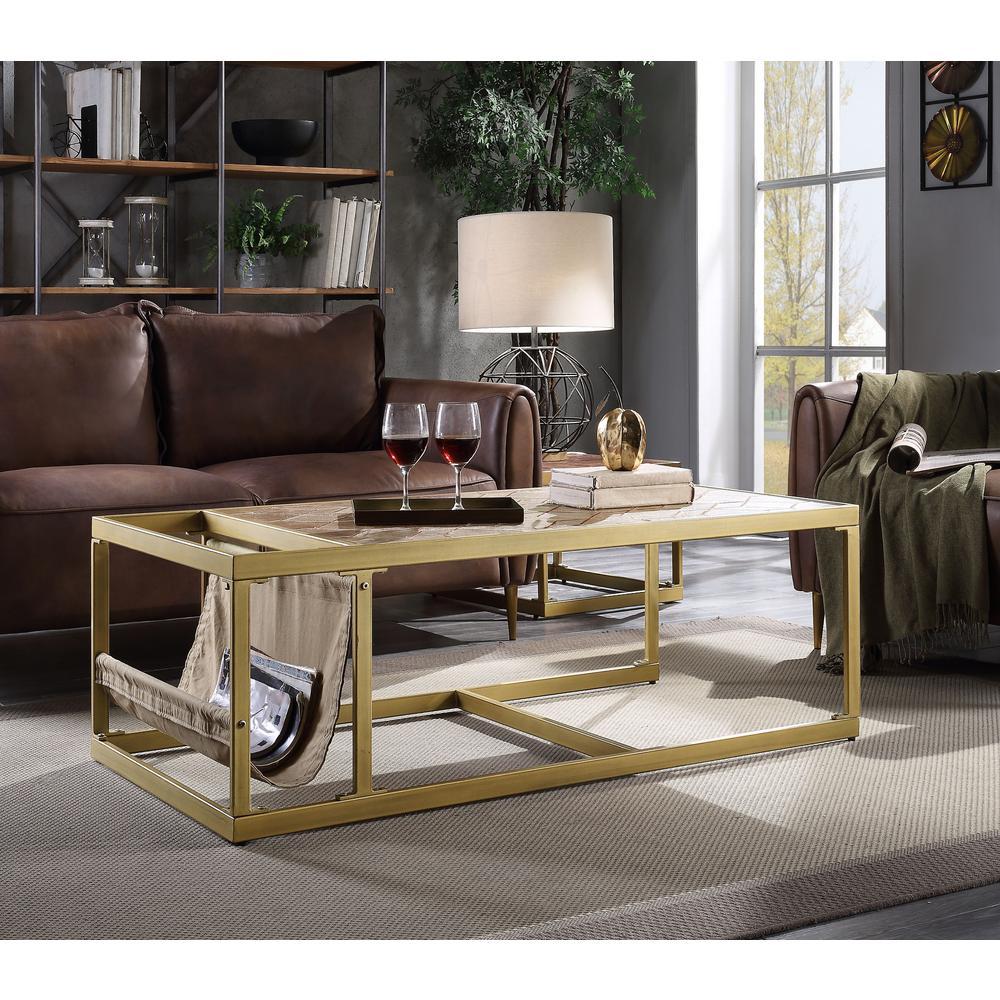 Peachy Acme Furniture Genevieve Retro Brown Top Grain Leather Cjindustries Chair Design For Home Cjindustriesco