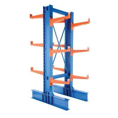 72 in. x 24 in. Double Sided Heavy Duty Cantilever Starter Unit