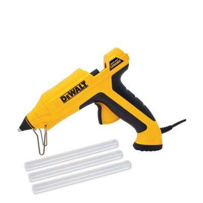 Rapid Heat Ceramic Glue Gun with 10 in. Glue Stick (3-Sticks)