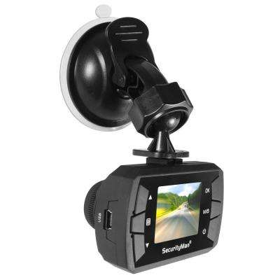 Micro HD Car Camera Recorder Built-In Impact Sensor