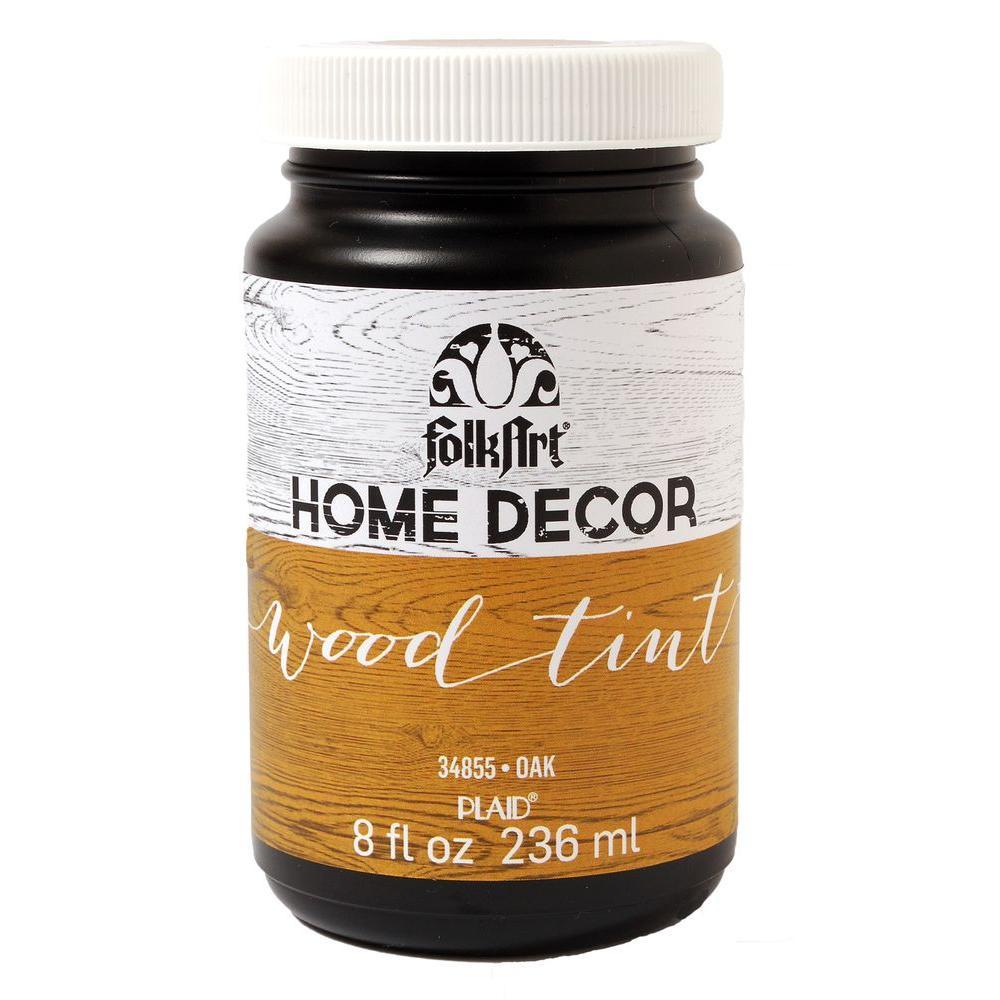 Home Decor 8 oz. Oak Wood Tint