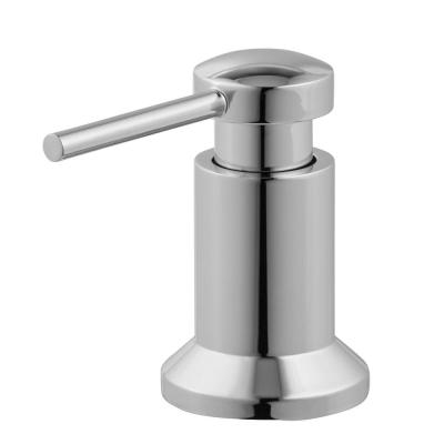 Soap/Lotion Dispenser in Chrome (3.13 in.)