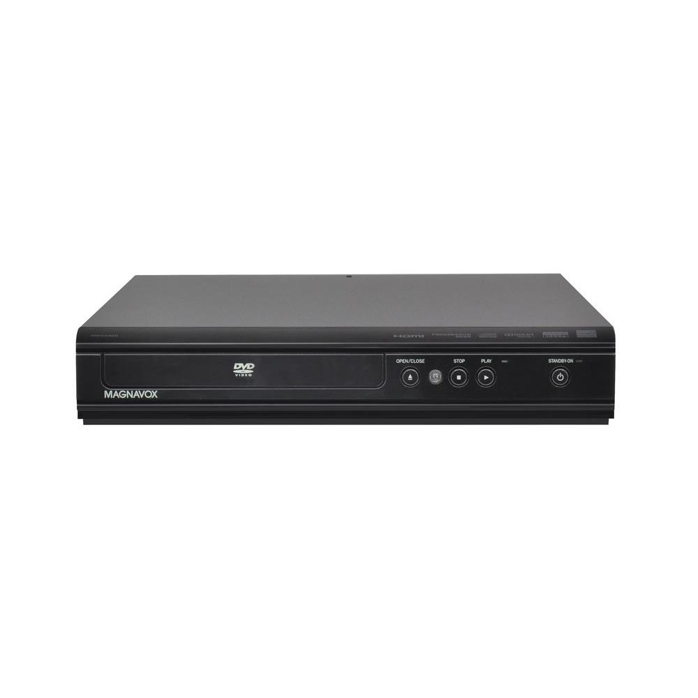 Magnavox 1080P Up-Converting DVD Player-DISCONTINUED