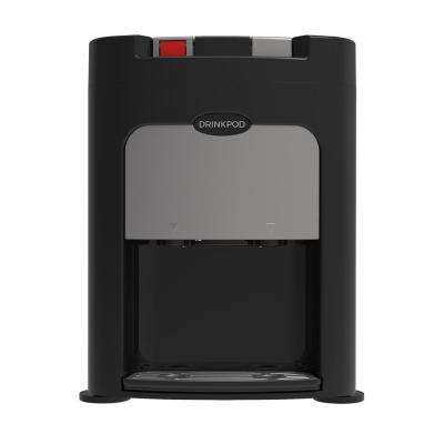 Elite 5 Series Countertop Bottleless Water Cooler with 3 Water Filters and Install Kit