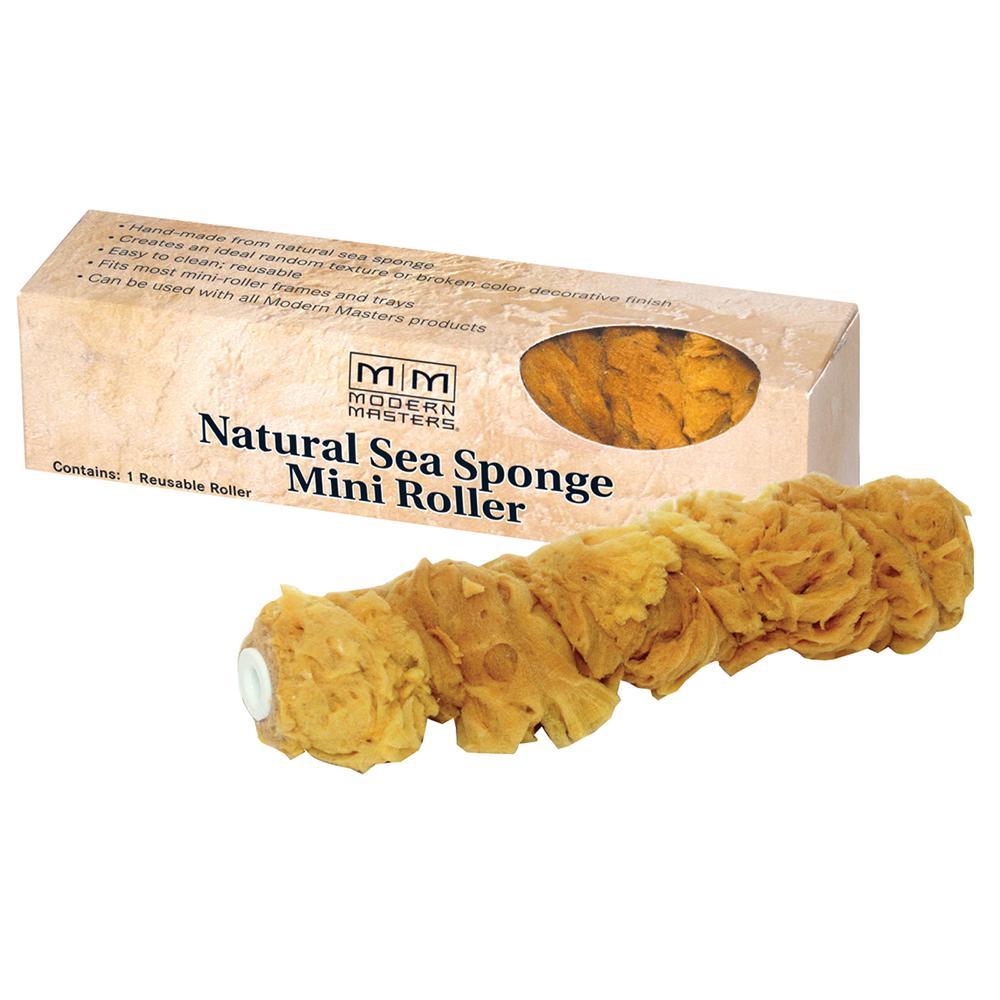 6 in. Natural Sea Sponge Roller