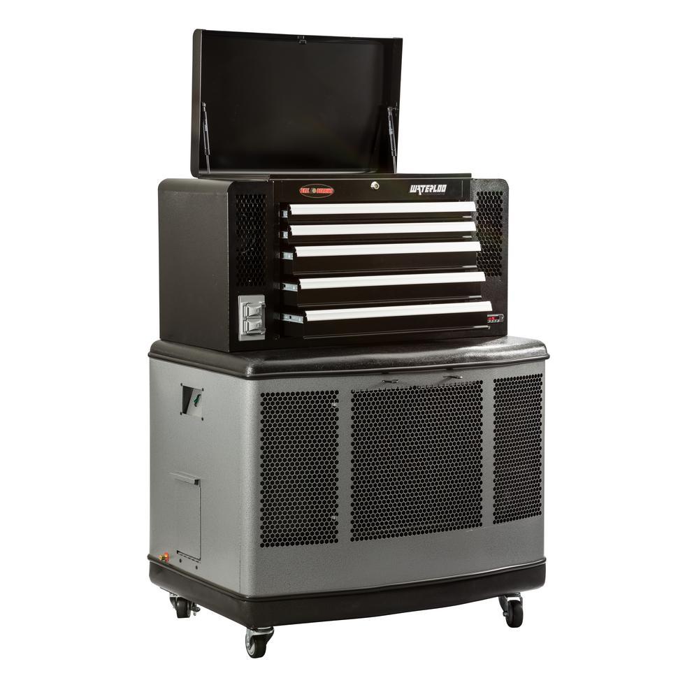 1500 CFM 2-Speed Portable Evaporative Cooler for 1000 sq. ft.
