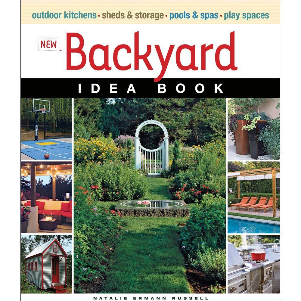 null New Backyard Idea Book