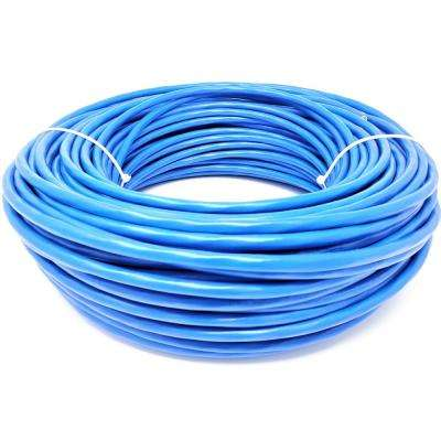 250 ft. CAT 6 Solid STP Outdoor 23AWG Bulk Ethernet Cable Blue