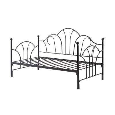Metal Day Black Bed
