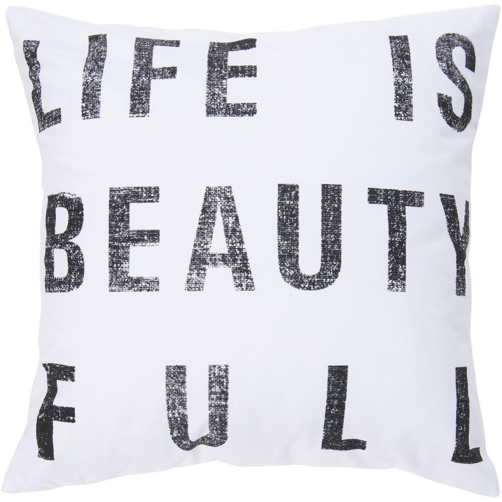 Artistic Weavers Full Poly Euro Pillow S00151049847