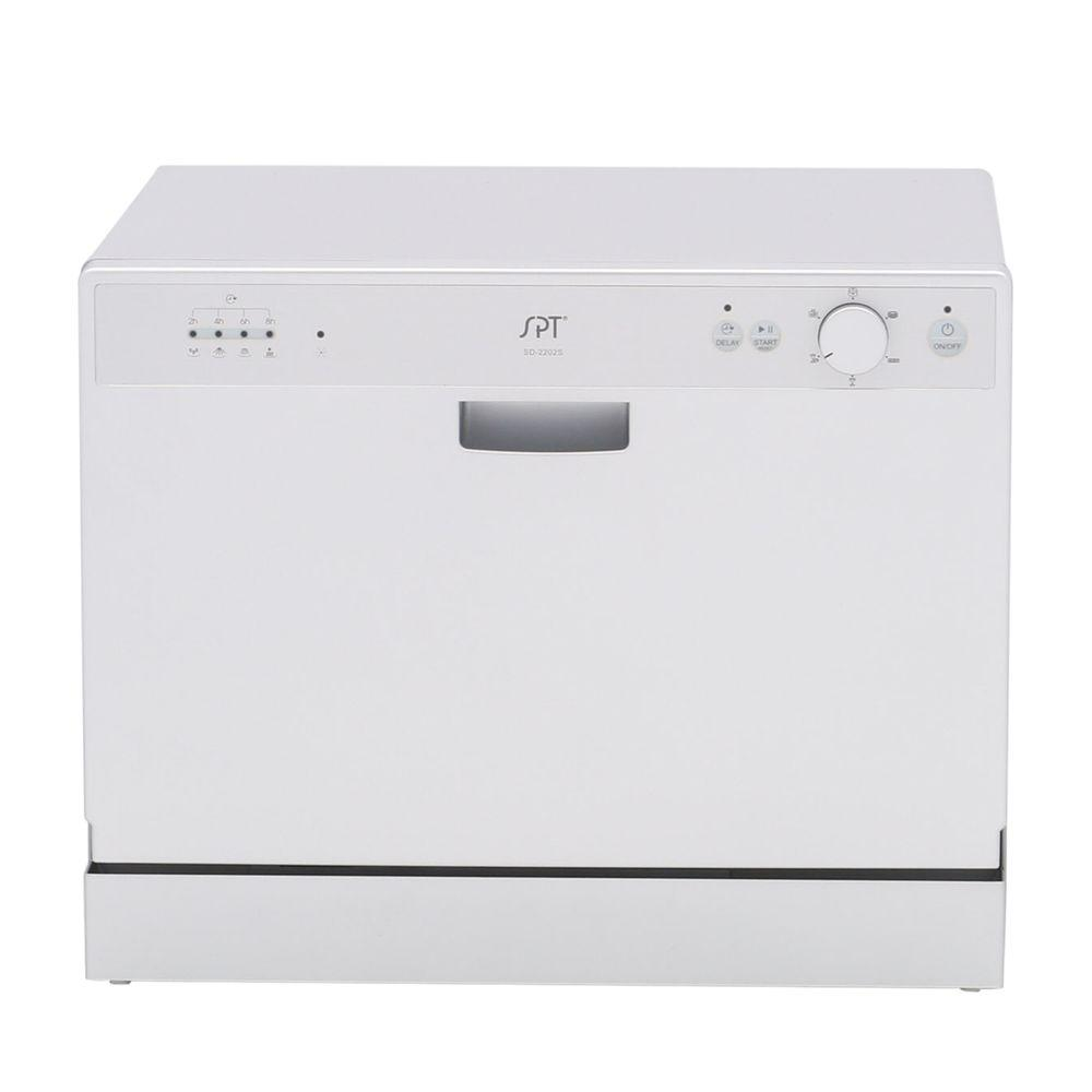 dishwasher portable countertop spt best reviews product