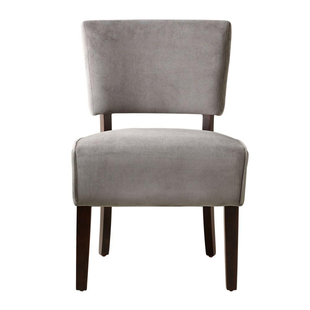 Home Decorators Collection Vincent 21.25 in. W Concrete Retro Chair