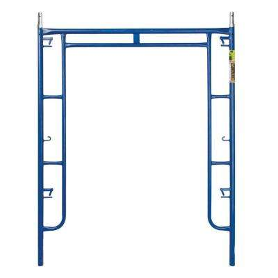 Saferstack 76 in. x 60 in. Walk Tru-Arch Scaffold Frame