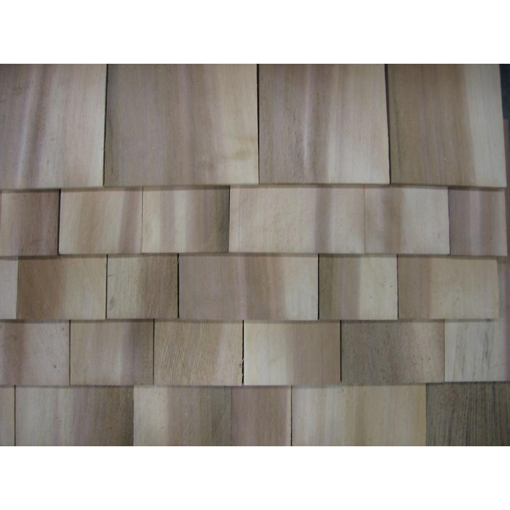 16 in. Do-It-Yourself Eastern White Cedar Shingles