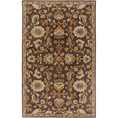 Middleton Mallie Light Brown 9 ft. x 13 ft. Indoor Area Rug