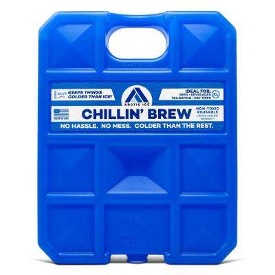 Chillin' Brew Extra Large Cooler Pack (+28.3-Degrees F)