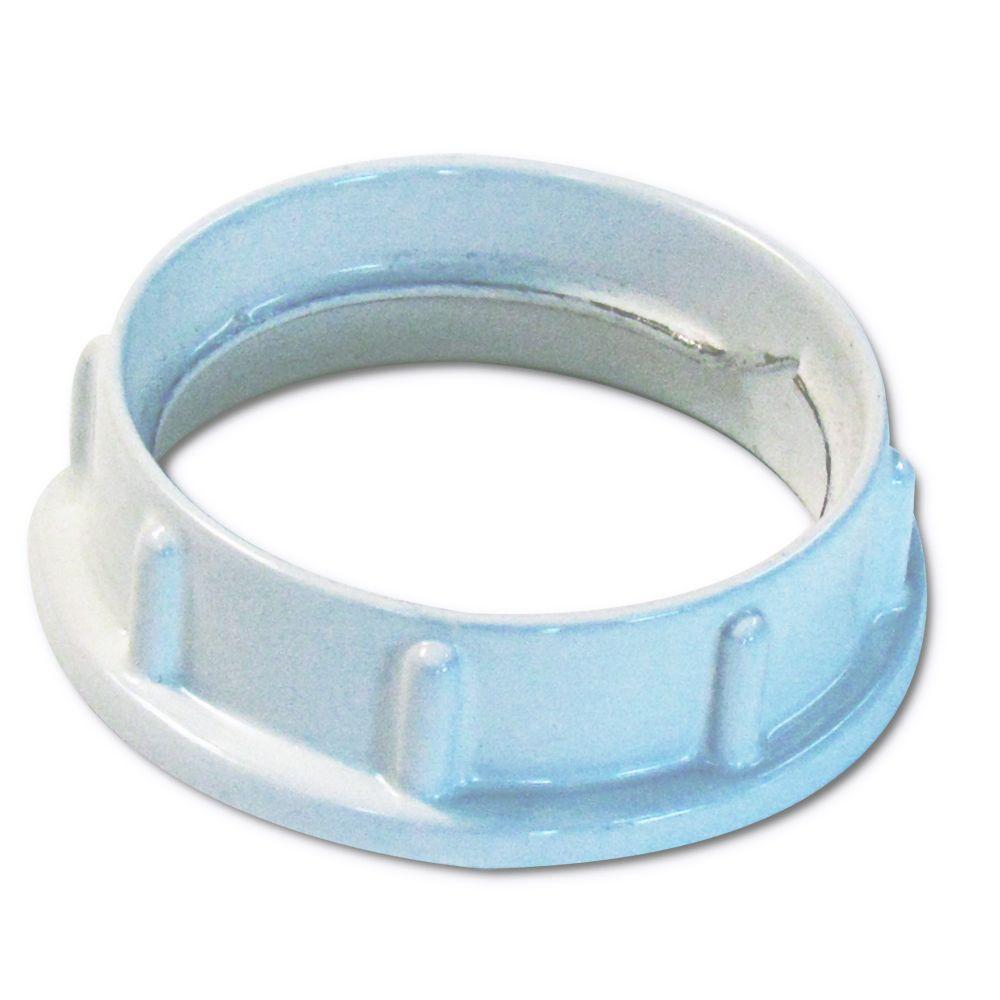 Westinghouse 2 in aluminum shade ring for medium base sockets aluminum shade ring for medium base sockets arubaitofo Images