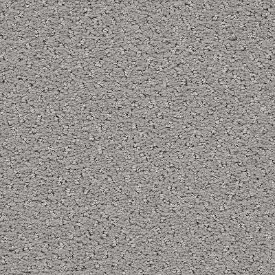Pretty Penny - Color Ice Blue Pattern 12 ft. Carpet