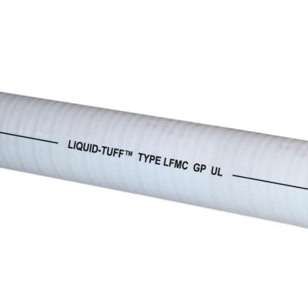 Southwire 3 In X 25 Ft Liquidtight Flexible Metallic Titan Steel Conduit 55106504 The Home Depot