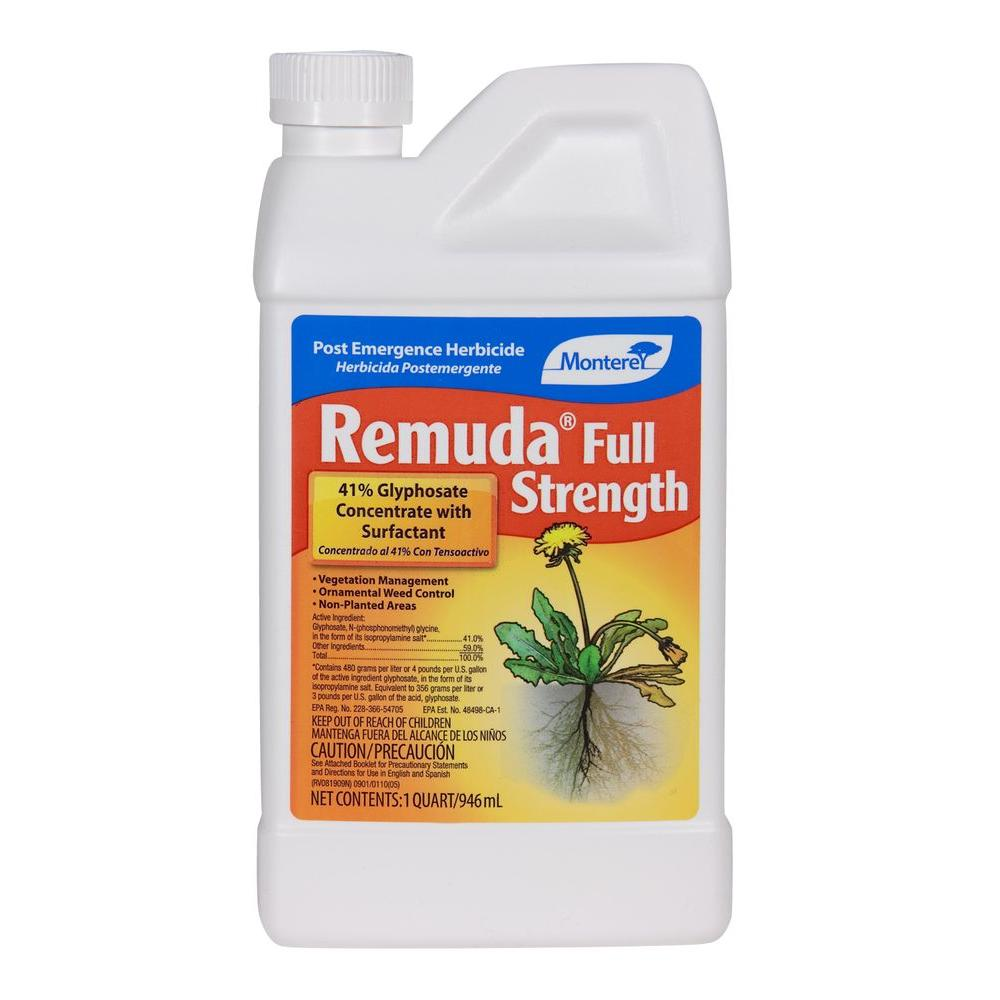 Monterey Remuda 1-quart Concentrate Herbicide
