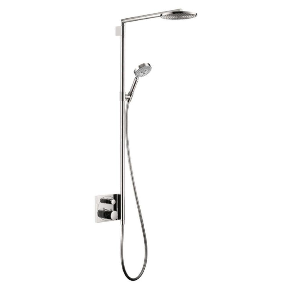Hansgrohe Raindance S 180 Shower System in Chrome